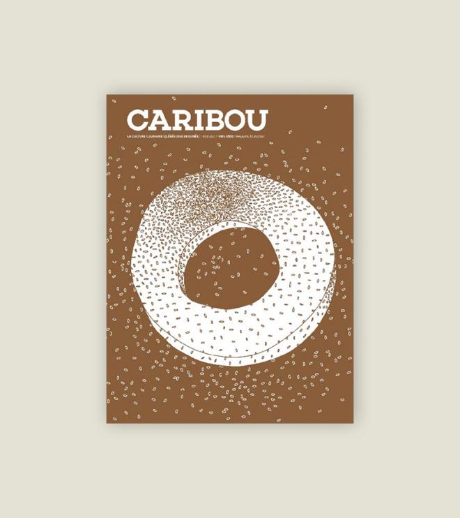 Caribou_Magazine à colorier