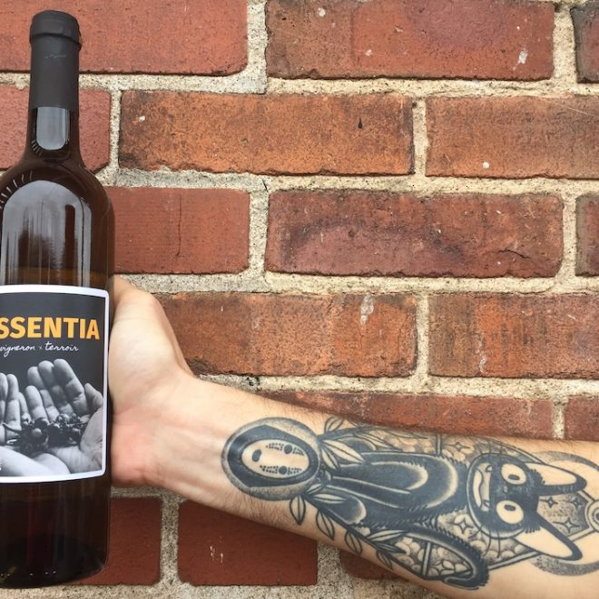 Essentia 2018 Vignoble des Pins