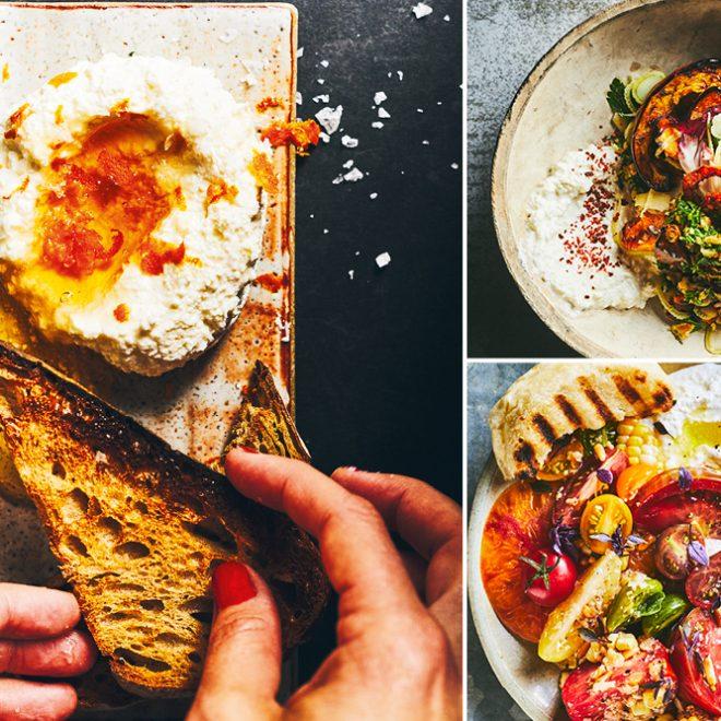 Recette de ricotta d'Olive et Gourmandi