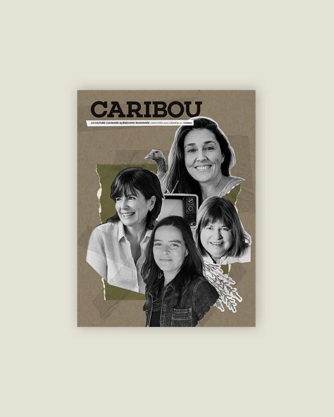 Caribou_numéro 11_Femmes