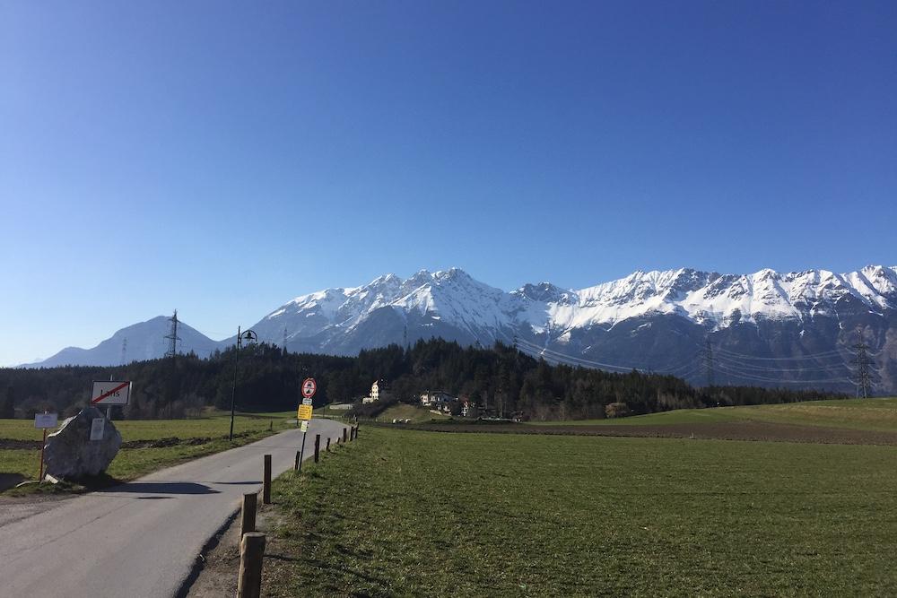 Région du Tyrol en Autriche