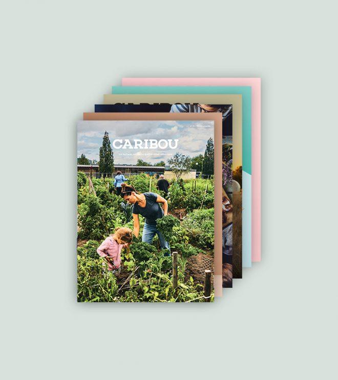 Abonnement magazine Caribou