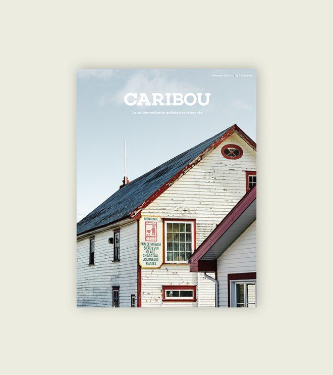 Caribou - Numéro 12: Épiceries