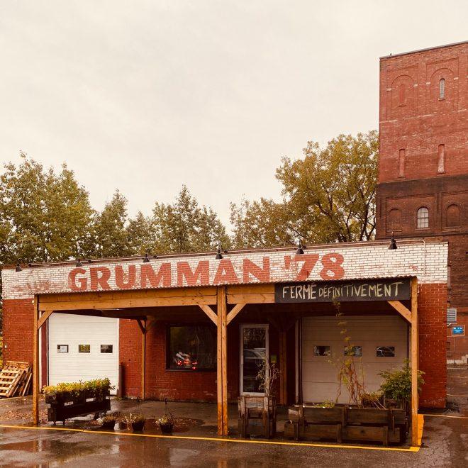 Restaurant Grumman'78