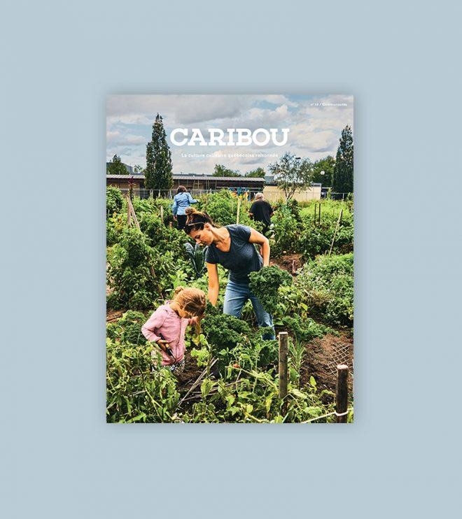Magazine Caribou - Numéro 13 - Communautés