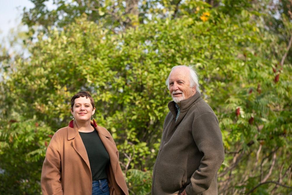 Michel Lambert et Elisabeth Cardin